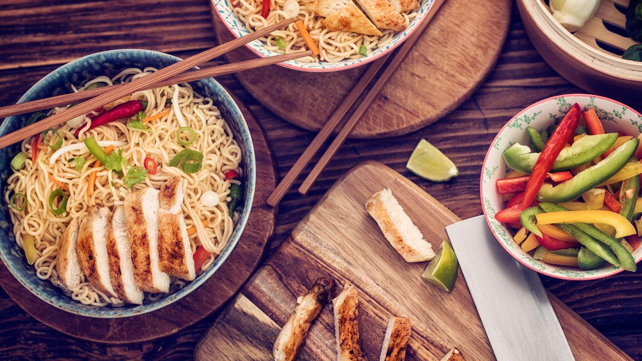 Kinesisk mat hjemmelaget oppskrifter